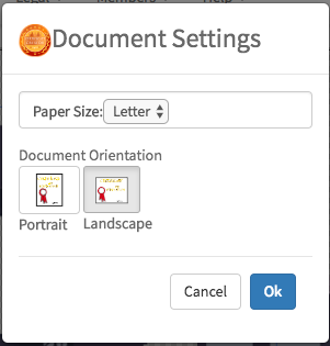 version 4 3 released certificate creator create and print awards