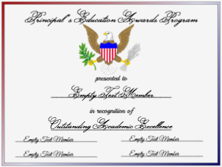 conversion continues certificate creator create and print awards